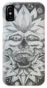The Jester IPhone Case