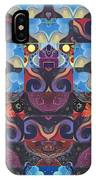 The Joy Of Design Mandala Series Puzzle 6 Arrangement 8 IPhone Case