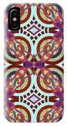 The Joy Of Design X L I Arrangement 3 Inverted IPhone Case