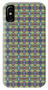 The Joy Of Design X X X I I I Arrangement 1 Tile 9x9 IPhone Case
