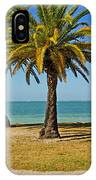 The Joy Of Sea And Palms IPhone Case