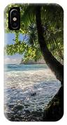 The Jungle At Onomea Bay  IPhone Case
