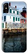 The Keeper's House IPhone Case