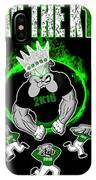 The King Is Here IPhone Case