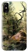 The King's Forest IPhone Case