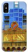 The Kress IPhone Case