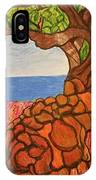 The Labor Day Hamptons Tree IPhone Case