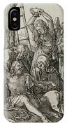 The Lamentation IPhone Case