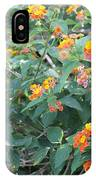 The Lantana In The Near 20 IPhone Case