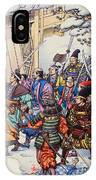 The Legend Of The Forty-seven Ronin IPhone Case
