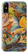 The Life Of Butterfly IPhone Case