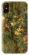 The Light In The Forest IPhone Case