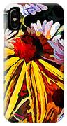 The Light Within The Flowers IPhone Case