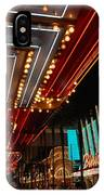 The Lights Are On In Las Vegas IPhone Case