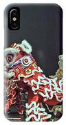 The Lion Dance Camarillo  IPhone Case