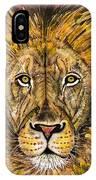 The Lions Selfie IPhone Case