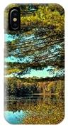 The Little Known Cary Lake IPhone Case