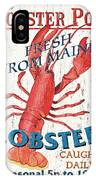 The Lobster Pot IPhone Case