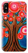The Lollipop Tree IPhone Case