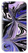 The Lost Statue Abstract IPhone Case