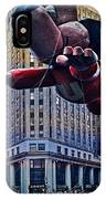 The Macy's Parade IPhone Case