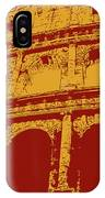 The Majestic Colosseum Of Rome IPhone Case
