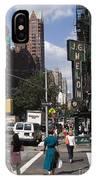 The Manhattan Sophisticate IPhone Case