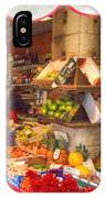The Market IPhone Case