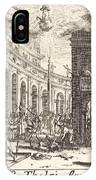 The Martyrdom Of Saint Thaddeus IPhone Case