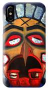 The Mask Of Sorrow IPhone Case