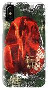 The Mask Of Tutankhamun IPhone Case