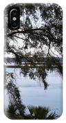 The May River In Bluffton IPhone Case