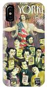 New Yorker June 27th, 1994 IPhone X Case