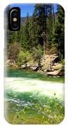 The Merced River In Yosemite IPhone Case