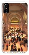 The Metropolitan Museum Of Art IPhone Case