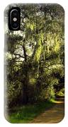 The Mighty Oaks Of Garland Ranch Park 2 IPhone Case