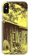 The Millwrights Shed IPhone Case