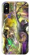 The Miraculous Conception IPhone Case