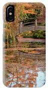 The Monet Bridge IPhone Case