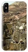 The Monstery Of Mar Saba IPhone Case