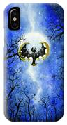 the moon of Lunala IPhone Case