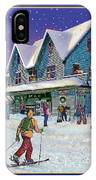 The Morning After At Campton New Hampshire IPhone Case