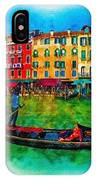 The Mystique Of Italy IPhone Case