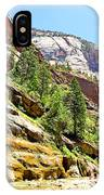 The Narrows Study 1 IPhone Case