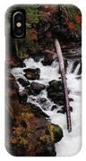 The Natural Bridge Gorge IPhone Case