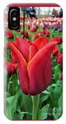 The Nederlands Tulip Festival 1 IPhone Case