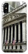 The New York Stock Exchange IPhone Case