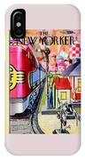 New Yorker December 17th, 1955 IPhone X Case
