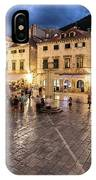 The Nights Of Dubrovnik IPhone Case