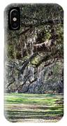 The Oaks At Boone Hall IPhone Case